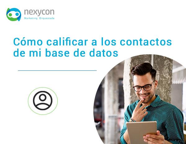 Guía: Cómo calificar a los contactos de mi base de datos