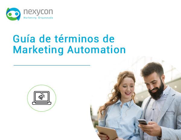 Guía de términos de Marketing Automation