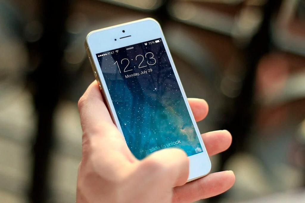Actualización de Iphone