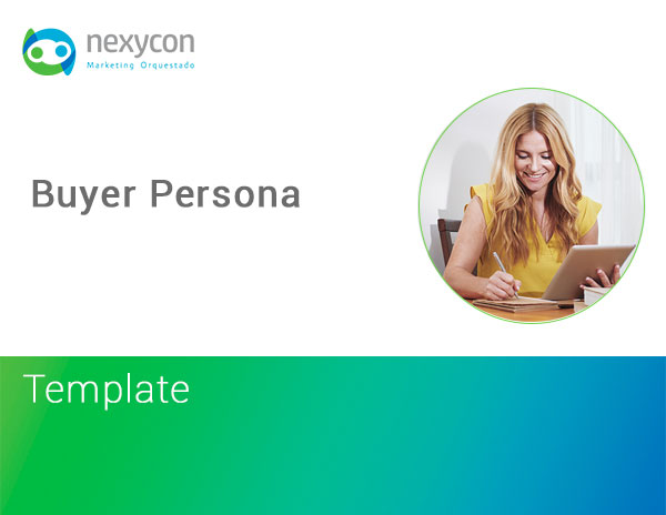 Buyers Persona Template Free